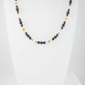 Hemalyke Topaz necklace