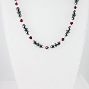 Hemalyke Siam necklace