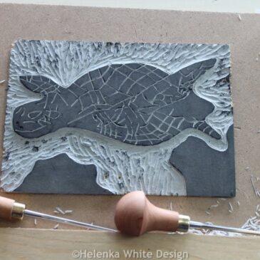 Turtle work in progress.
